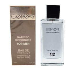 ادو پرفیوم مردانه گریس مدل NARCISO RODRIGUEZ حجم 100 میلی لیتر