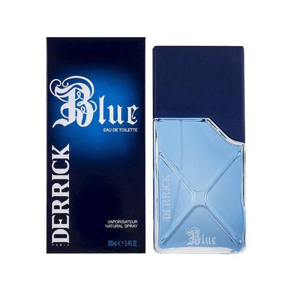 ادوتویلت مردانه اورلین مدل Derrick Blue حجم 100 میلی لیتر
