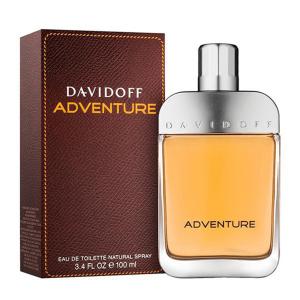 ادو تویلت مردانه دیویدوف مدل Adventure حجم 100 میلی لیتر