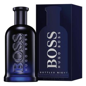 ادو تویلت مردانه هوگو باس مدل Bottled Night حجم 100 میلی لیتر