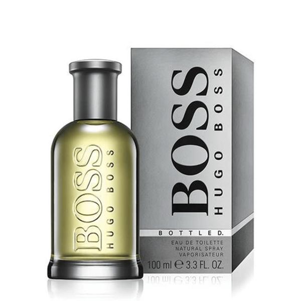 ادو تویلت مردانه هوگو باس مدل Boss Bottled حجم 100 میلی لیتر
