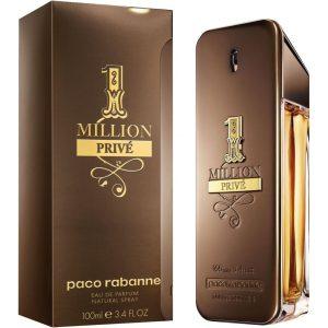 ادو پرفیوم مردانه پاکو رابان مدل 1 Million Prive حجم 100 میلی لیتر