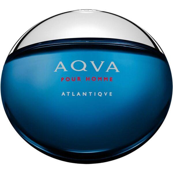 ادو تویلت مردانه بولگاری مدل Aqva Pour Homme Atlantiqve حجم 100 میلی لیتر