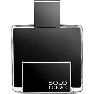 ادو تویلت مردانه لووه مدل Solo Loewe Platinum حجم 50 میلی لیتر