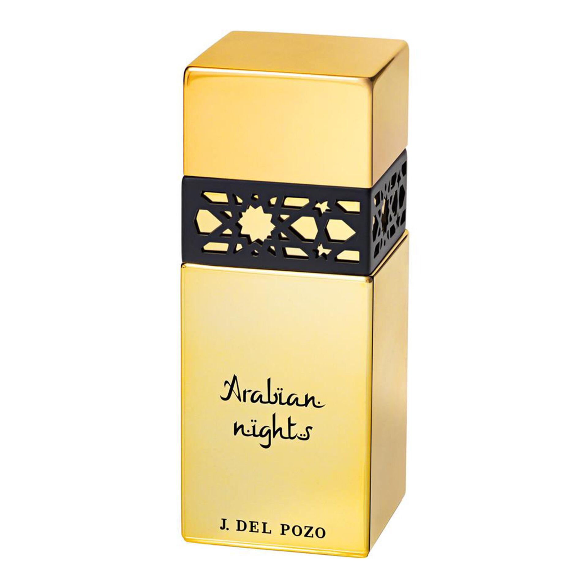 ادو پرفیوم مردانه خسوس دل پوزو مدل Arabian Nights Private Collection حجم 100 میلی لیتر