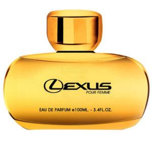 ادو پرفیوم زنانه رودیر مدل Lexus Rose Gold حجم 100 میلی لیتر