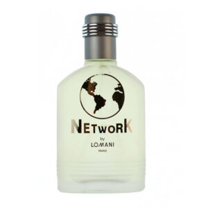 ادو تویلت مردانه لومانی مدل Network حجم 100 میلی لیتر