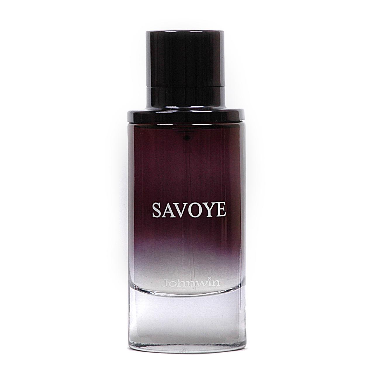 ادوپرفیوم مردانه جانوین مدل  Savoye  حجم 100 میلی لیتر