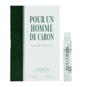 عطر جیبی مردانه کرون مدل Pour Un Homme حجم 2 میلی لیتر