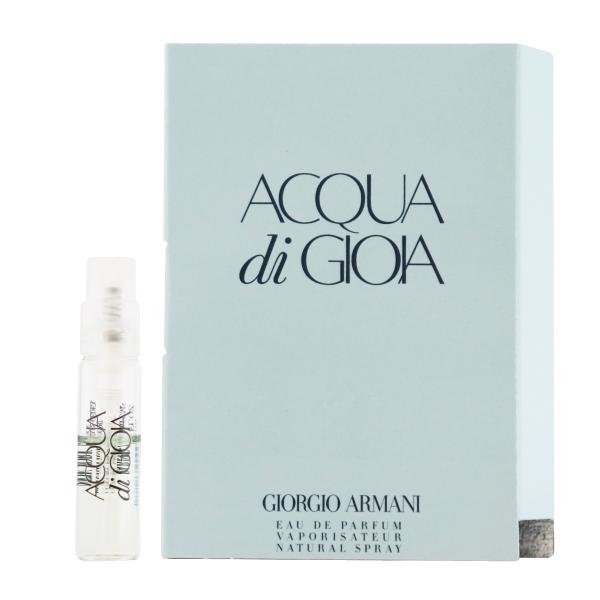 عطر جیبی زنانه جورجیو آرمانی مدل Acqua di Gioia حجم 1 میلی لیتر