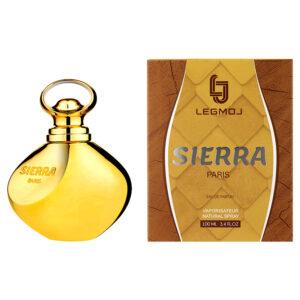 ادو پرفیوم زنانه لغموژ مدل SIERRA حجم 100 میلی لیتر