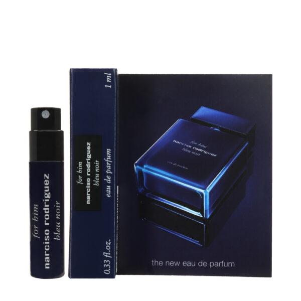 عطر جیبی مردانه نارسیسو رودریگز مدل Bleu Noir eau de parfum حجم 1 میلی لیتر