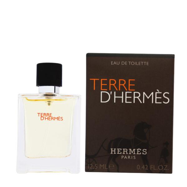 عطر جیبی مردانه هرمس مدل Terre De Hermes Eau de Toilette حجم 12.5 میلی لیتر
