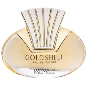 ادو پرفیوم زنانه لنکوم مدل gold shell حجم 100 میلی لیتر