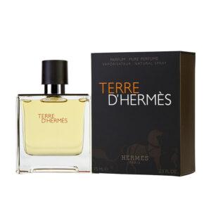 ادو تویلت مردانه هرمس مدل Terre D'Hermes حجم 100 میلی لیتر