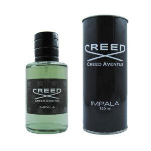 ادو پرفیوم مردانه ایمپالا مدل Creed Aventus حجم 120 میلی لیتر