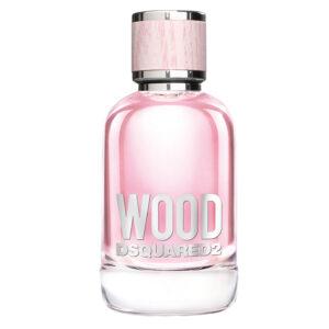 ادو تویلت زنانه دیسکوارد مدل WOOD Pour Femme حجم 100 میلی لیتر