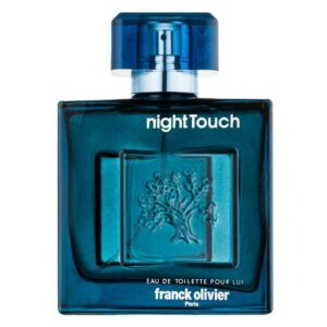 ادو تویلت مردانه فرانک اولیویر مدل Night Touch حجم 100 میلی لیتر