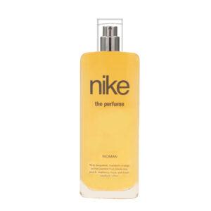 ادو تویلت زنانه نایکی مدل The Perfume Woman حجم 75 میلی لیتر