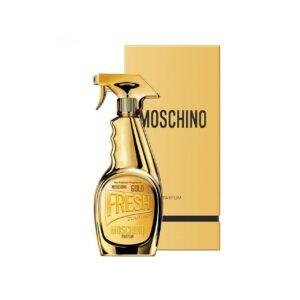 ادو پرفیوم زنانه ماسکینو مدل Gold Fresh Couture حجم 50 میلی لیتر