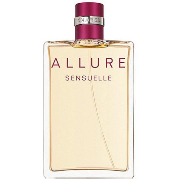 ادو تویلت زنانه شانل مدل Allure Sensuelle حجم 100 میلی لیتر