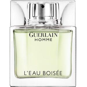 ادو تویلت مردانه گرلن مدل L'Homme L'Eau Boisée حجم 50 میلی لیتر