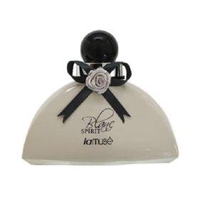 ادوپرفیوم زنانه لاموس مدل Blanc spirit حجم 100 میلی لیتر