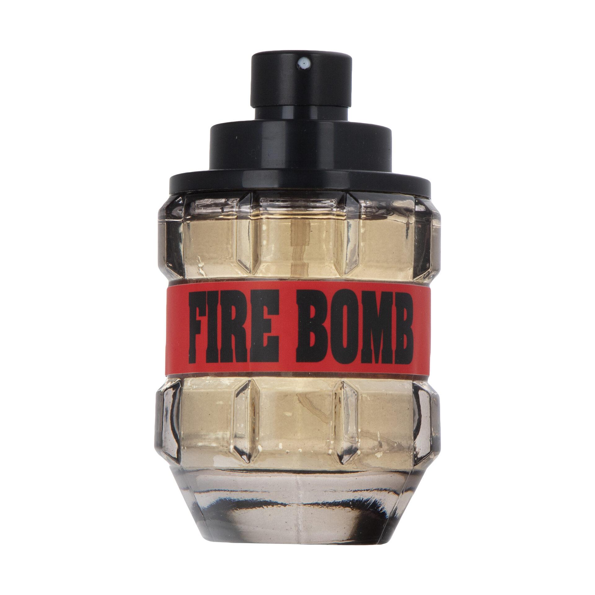 ادو پرفیوم مردانه بالت مدل Fire Bomb حجم 90 میلی لیتر