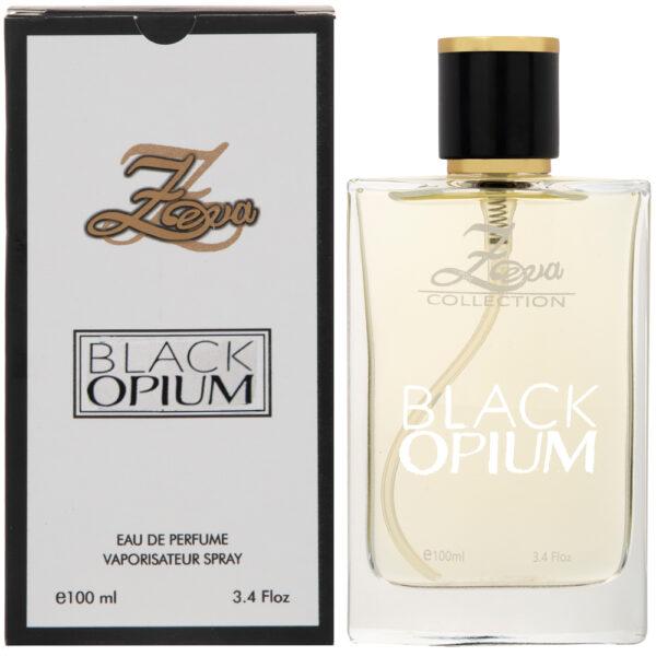 ادو پرفیوم زنانه زوا مدل Black Opium حجم 100 میلی لیتر