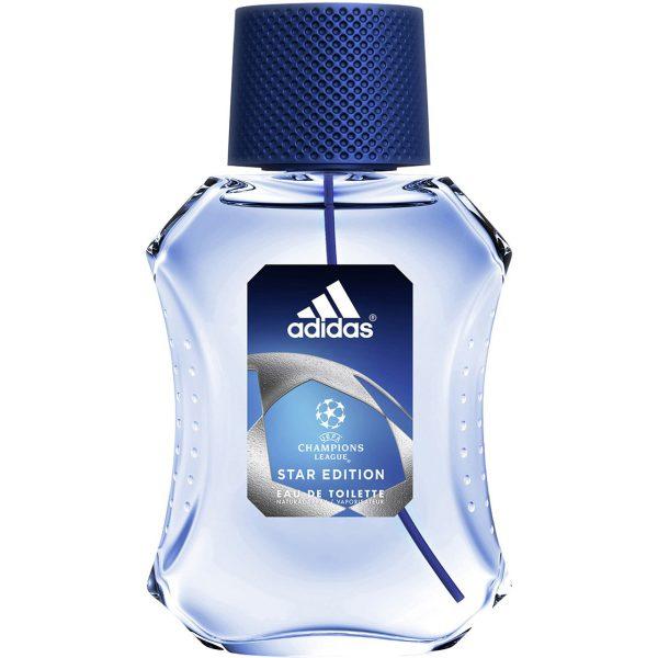 ادو تویلت مردانه آدیداس مدل UEFA Champions League Star Edition حجم 100 میلی لیتر