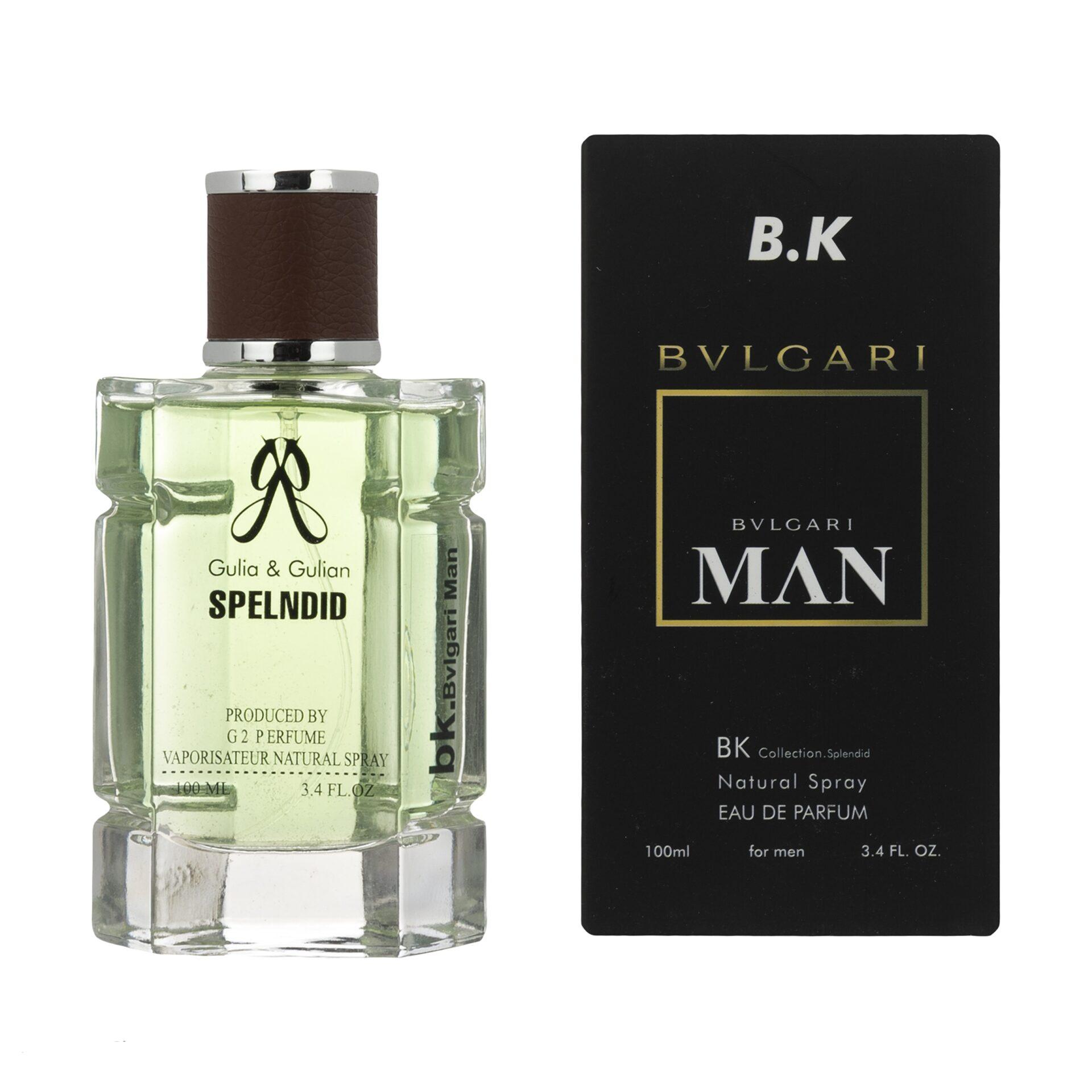 ادوپرفیوم مردانه بی کی مدل Man In Black حجم 100 میلی لیتر
