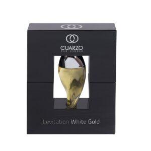 ادو پرفیوم کوارزو د سیرکل مدل Levitation White Gold حجم 75 میلی لیتر