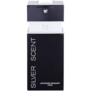 ادو تویلت مردانه ژاک بوگارت مدل Silver Scent حجم 100 میلی لیتر
