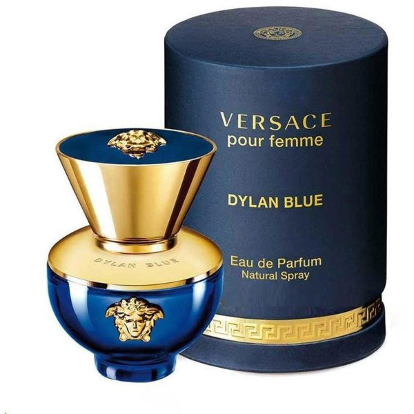 ادوپرفیوم زنانه ورساچه مدل Dylan Blue Pour Femme حجم 100 میلیلیتر