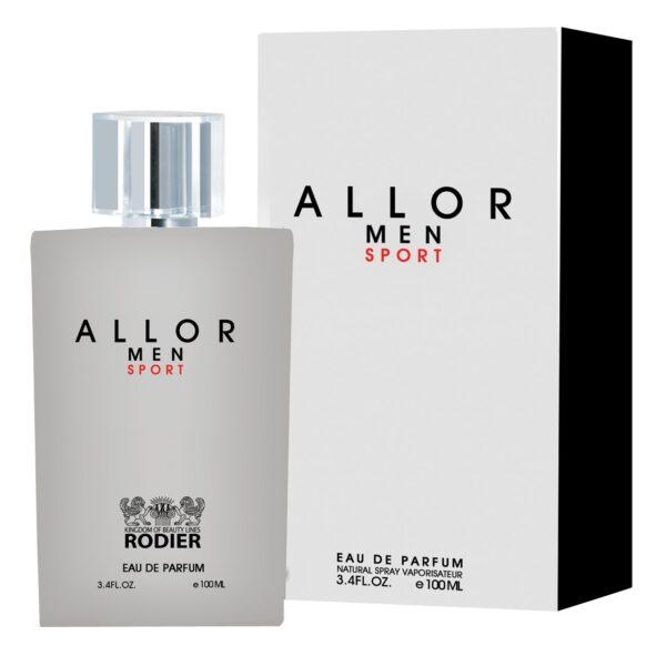 ادو پرفیوم مردانه رودیر مدل Allor Men حجم 100 میلی لیتر