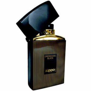ادو تویلت مردانه زیپو مدل Dresscode Black حجم 100 میلی لیتر