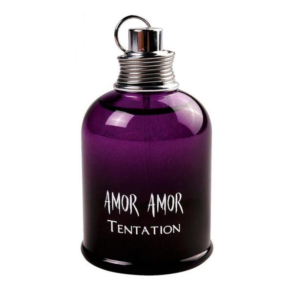 ادو پرفیوم زنانه کاشارل مدل Amor Amor Tentation حجم 100 میلی لیتر
