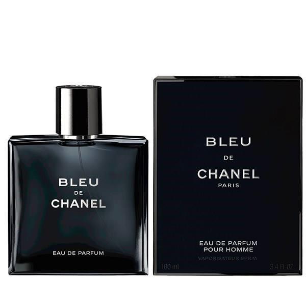 ادوپرفیوم مردانه شانل مدل Bleu de Chanel Eau de Parfum حجم 100 میلی لیتر