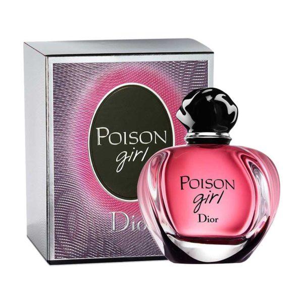 ادو پرفیوم زنانه دیور مدل Poison Girl حجم 100 میلی لیتر
