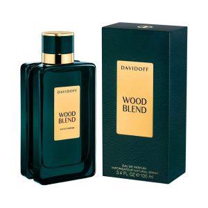 ادو پرفیوم دیویدوف مدل Wood Blend حجم 100 میلی لیتر