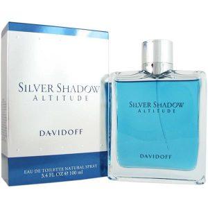 ادو تویلت مردانه داویدف مدل Silver Shadow Altitude حجم 100 میلی لیتر