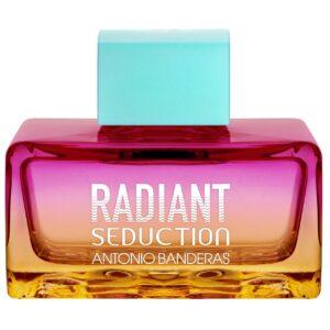 ادو تویلت زنانه آنتونیو باندراس مدل Radiant Seduction Blue حجم 100 میلی لیتر