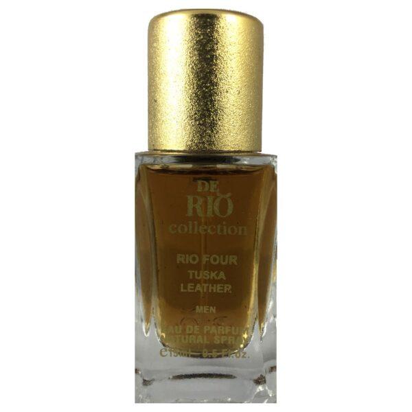 ادو پرفیوم مردانه ریو کالکشن مدل Rio For Tuska Leather حجم 15ml