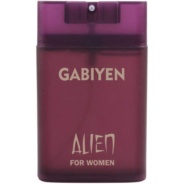 عطر جیبی زنانه گابی ین مدل Alien حجم 45 میلی لیتر