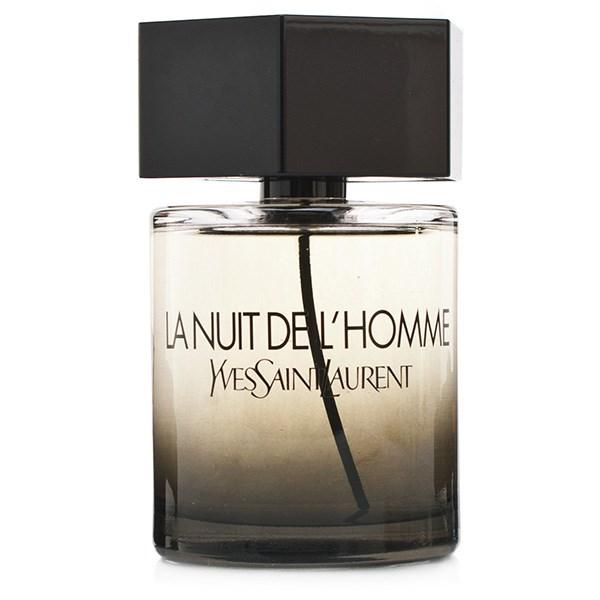 ادو تویلت مردانه ایو سن لوران مدل La Nuit De L'Homme حجم 100 میلی لیتر