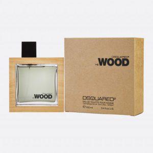 ادوتویلت مردانه دیسکوارد مدل He Wood حجم 100 میلی لیتر