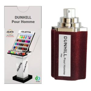 ادو پرفیوم مردانه ژولییتا مدل Dunhill Pour Homme حجم 30 میلی لیتر