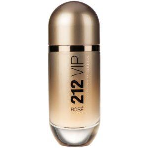 ادو پرفیوم زنانه کارولینا هررا مدل 212 VIP Rose Golden حجم 80 میلی لیتر