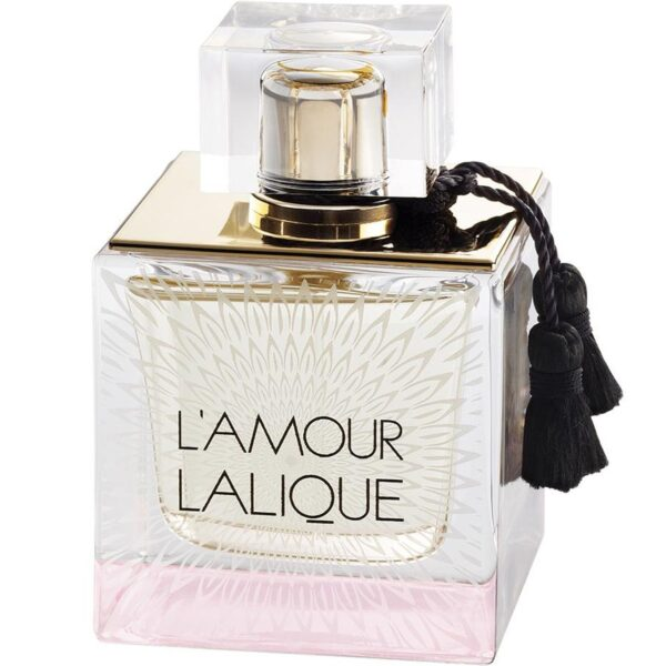 ادو پرفیوم زنانه لالیک مدل L'Amour حجم 100 میلی لیتر