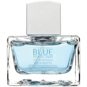 ادو تویلت زنانه آنتونیو باندراس مدل Blue حجم 100 میلی لیتر